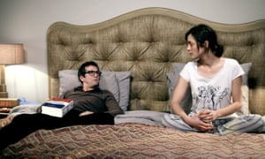 Guillaume Canet and Marion Cotillard in Rock'n Roll.