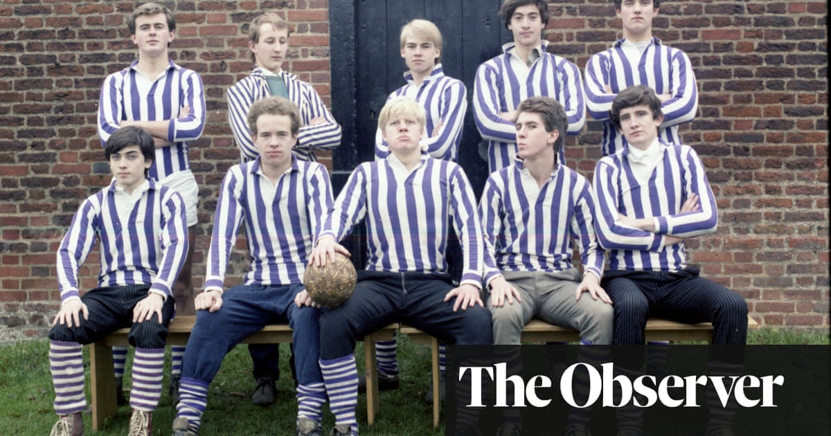Why public schoolboys like me and Boris Johnson aren't fit to run our country