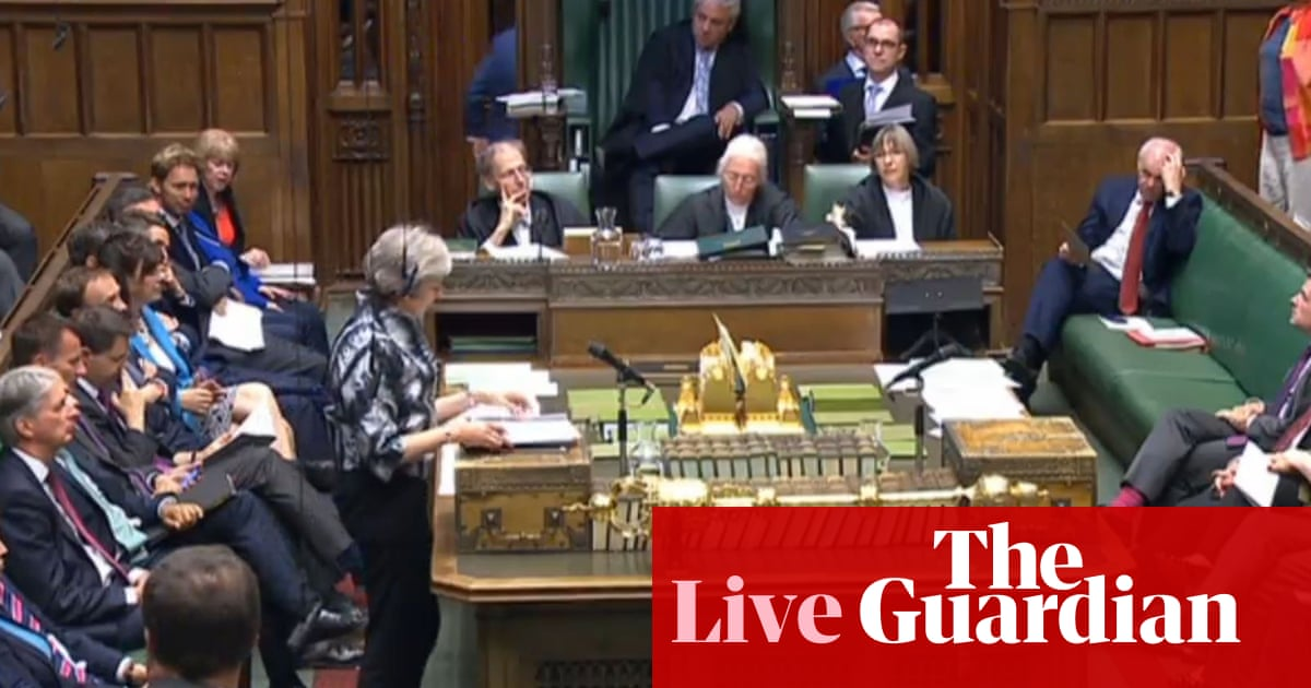 Tory pro-Europeans threaten to rebel over May's concession to Brexiters - Politics live
