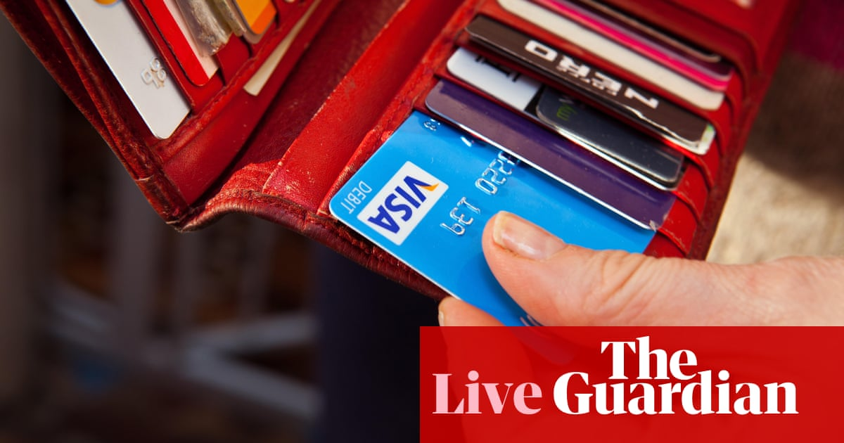 Visa outage: payment chaos after card network crashes – as