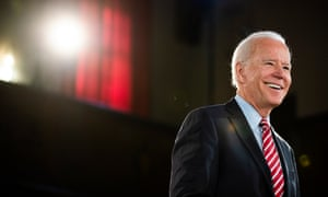The Democratic presidential frontrunner Joe Biden said: 'I'll pick a woman to be vice-president. There are a number of women who are qualified to be president tomorrow.'