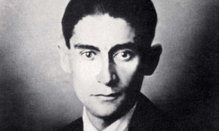 Universal alienation … Franz Kafka.