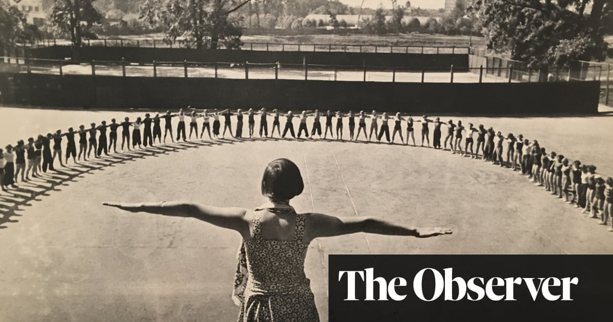 The big picture: communal keep-fit in Soviet Russia | Art and design | The Guardian