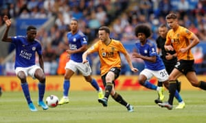 Leicester and Wolves extended loans with Macquarie on the same day in January.