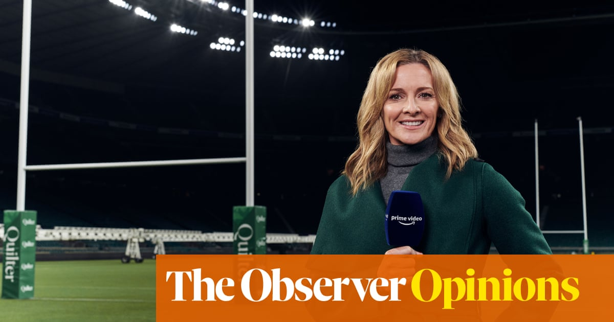 Amazon accidentally unites Ireland as it tries out televised rugby | Barry Glendenning