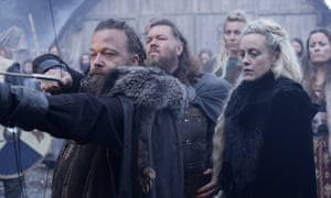 Norseman on Netflix: 'You try firing an arrow with cold fingers.'