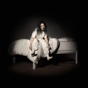 Billie Eilish: When We All Fall Asleep, Where Do We Go? album artwork