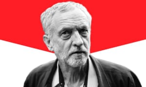 The Tories' emailed poster depicts Jeremy Corbyn as a 'threat to nation's security'.