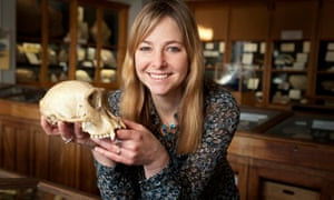 Professor Alice Roberts presented The Incredible Human Journey aired on BBC2.