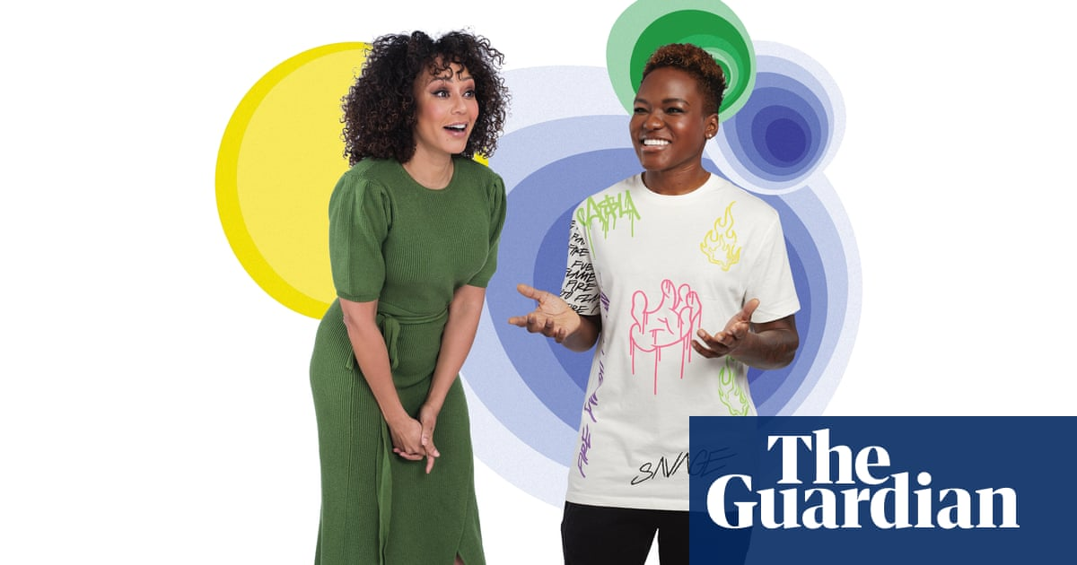 Mel B meets Nicola Adams: 'You've broken all the rules – and I've done the same'