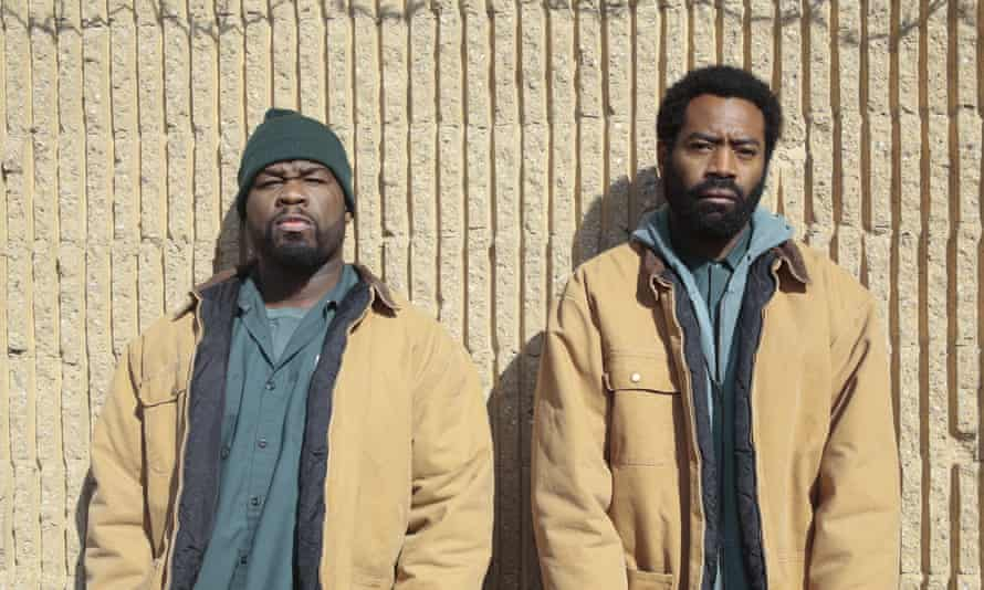With Nicholas Pinnock in the US drama For Life.