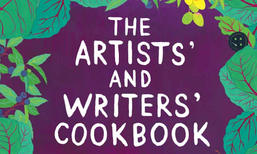 The Artists' and Writers' Cookbook, edited by Natalie Eve Garrett.