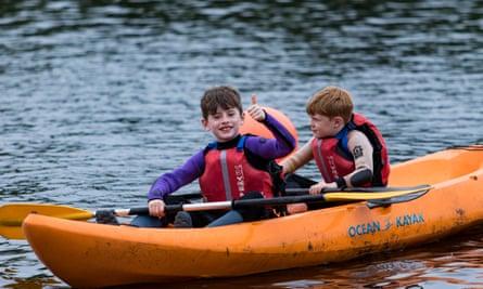 Nottinghamshire YMCA community activity