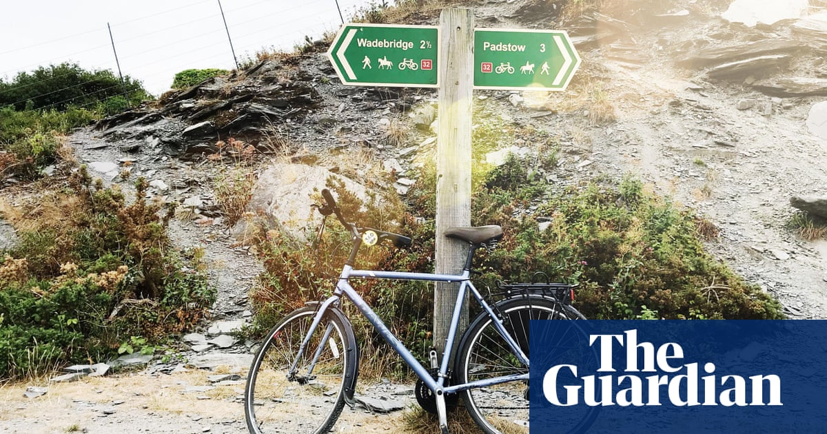 Bikes, boats and Betjeman: a car-free break in Wadebridge, Cornwall
