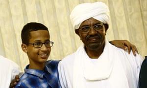 ahmed mohamed omar al-bahir sudan