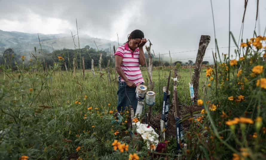 Julia Francisco Martinez is the widow of the indigenous activist and human rights defender Francisco Martinez Marquez, who was found murdered in January 2015.
