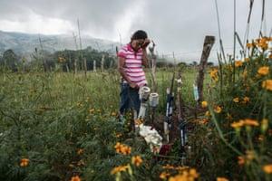 Honduras: Julia Francisco Martinez, widow of indigenous activist Francisco Martinez Marquez who was killed in January 2015