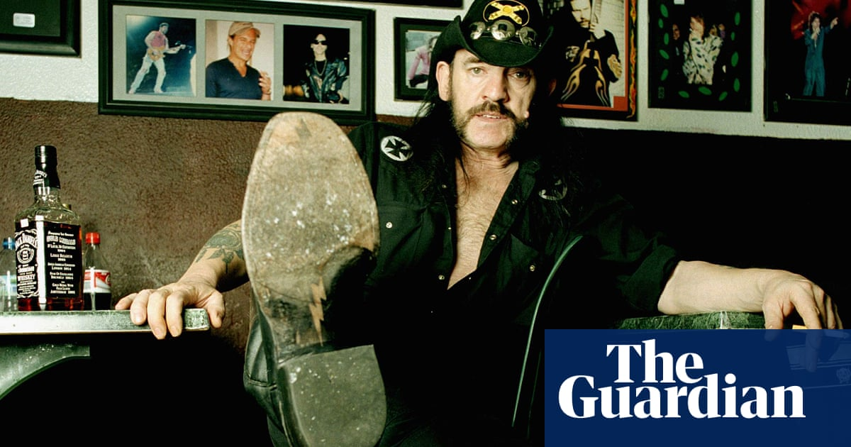 Lemmy interviewed in 2004: 'People don't know how to be