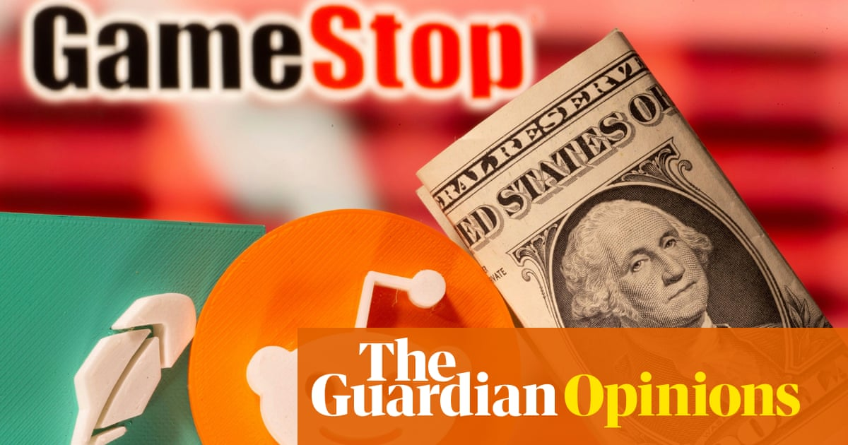 Bitcoin and Robinhood will end badly for those who can least afford it