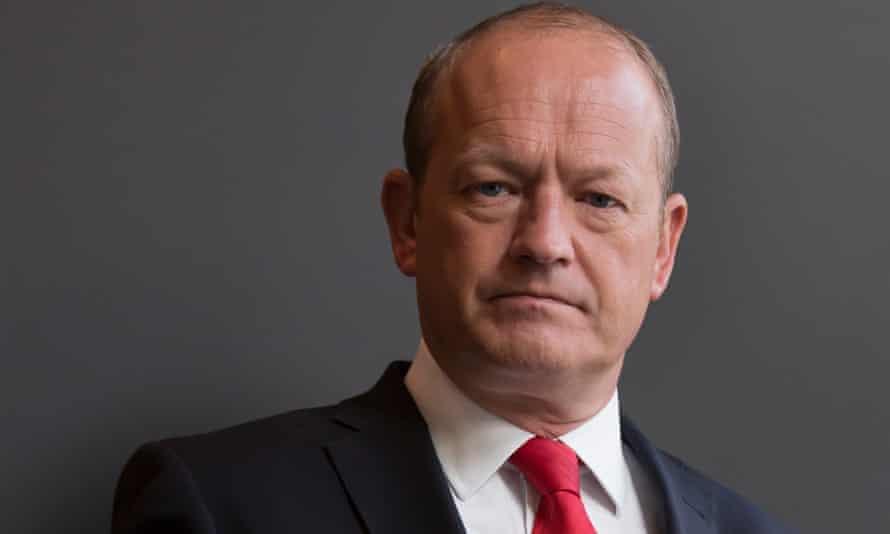 MP for Rochdale Simon Danczuk