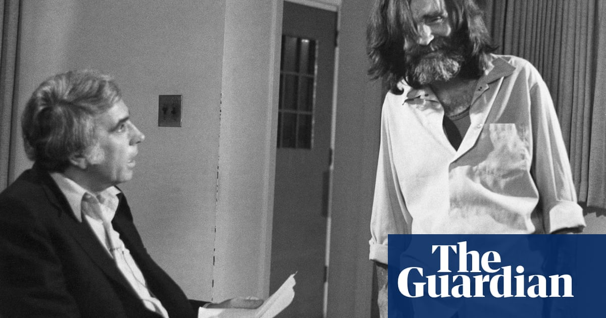 Charles Manson – a life in pictures | US news | The Guardian