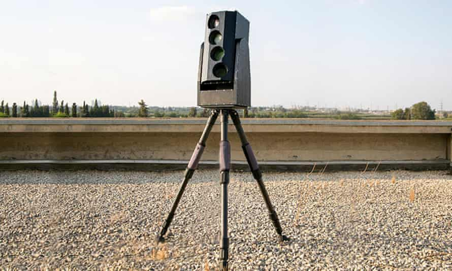 The POPSTAR system is a 360 degree Automatic Target Detection System - technology system developed for detecting, handling and tracking small threats.