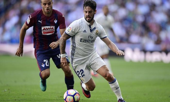 Boatos de transferência de futebol: Tottenham se mudar Bet365 para o Isco do Real Madrid?