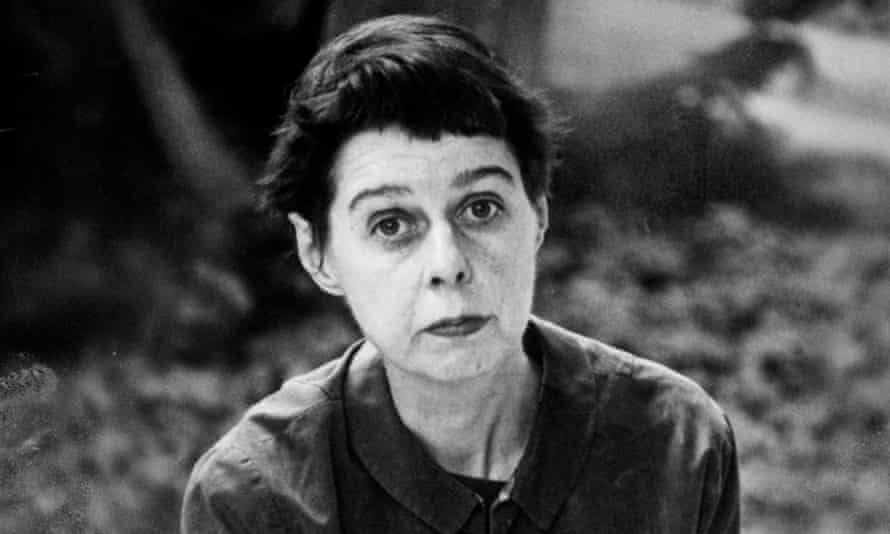 Jenn Shapland dismisses previous biographers of Carson McCullers, pictured here in 1961, for having 'erased the writer's sexuality'