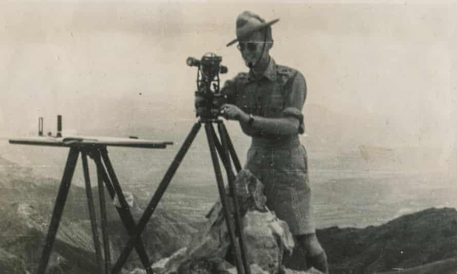 Gridding India in 1941 … Harry Birrell Presents Films of Love and War