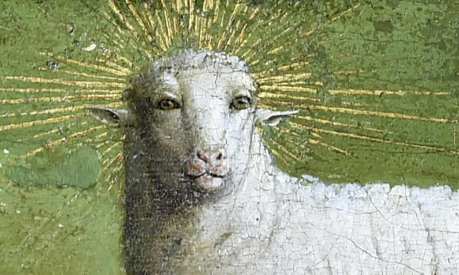 The Lamb of God, Ghent Altarpiece