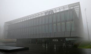 Fifa's headquarters in Zurich.