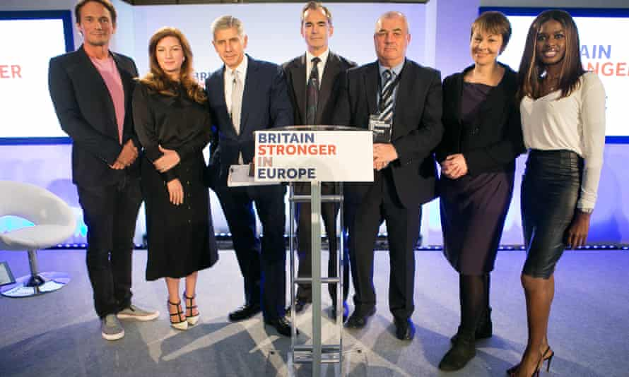 Britain Stronger In Europe group