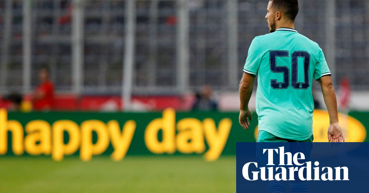 Sports quiz of the week: Premier League, Eden Hazard and sore feet