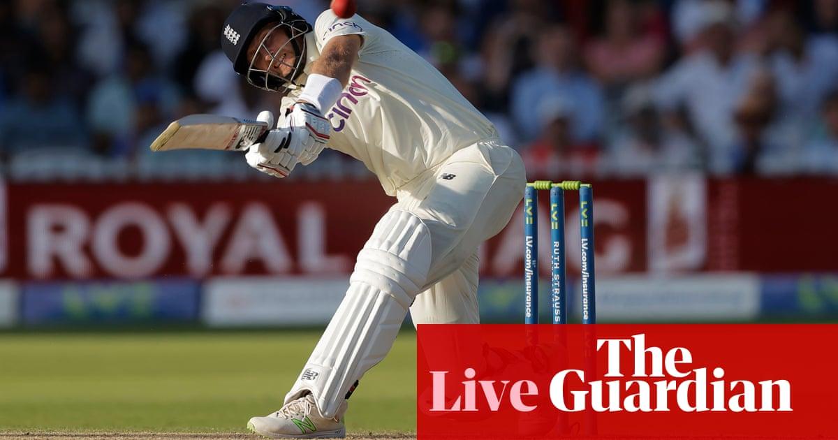 England v India: second Test, day four – live!