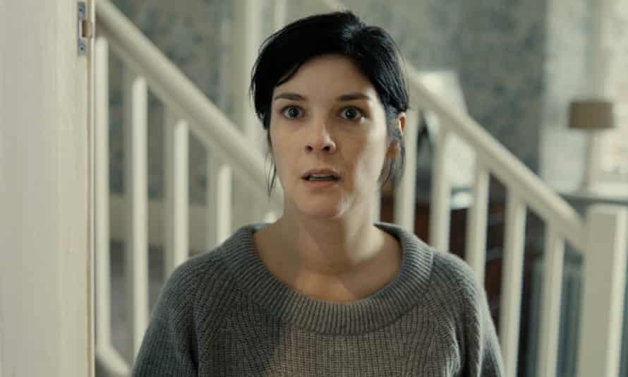'Blurred visuals': Jasmine Hyde in The Unseen