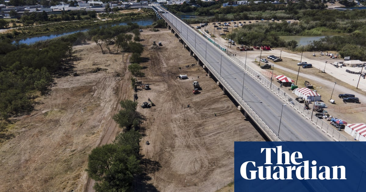 'Law and order' views linger in Del Rio after migrant encampment cleared