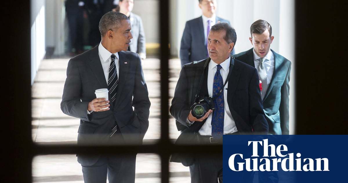 It was worth giving up my anonymity: how Obamas photographer became a star