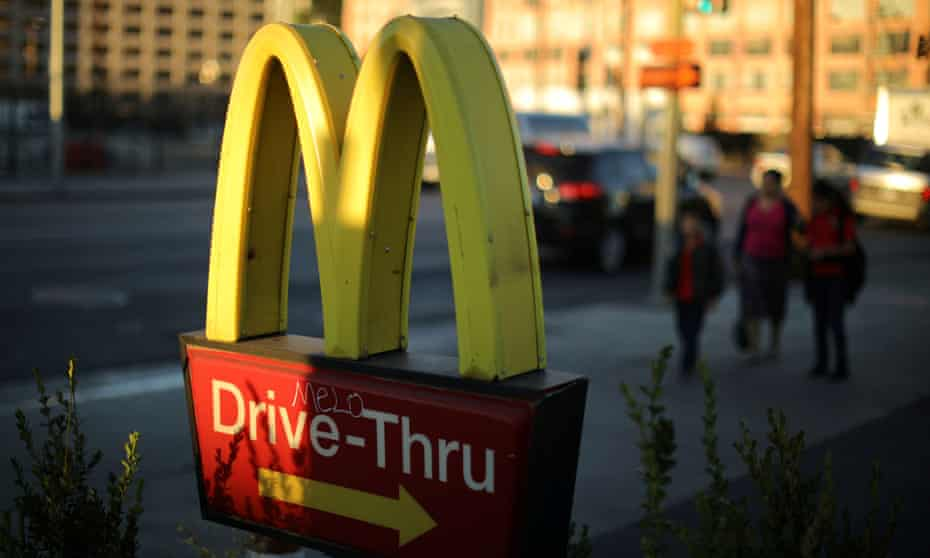 'Why just a small test? We're in learning mode, so testing is a major part of how we develop our menu,' said McDonald's vice-president of global menu strategy.