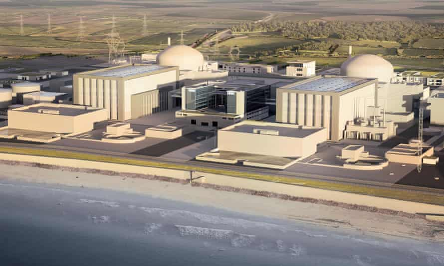 Hinkley power station plan
