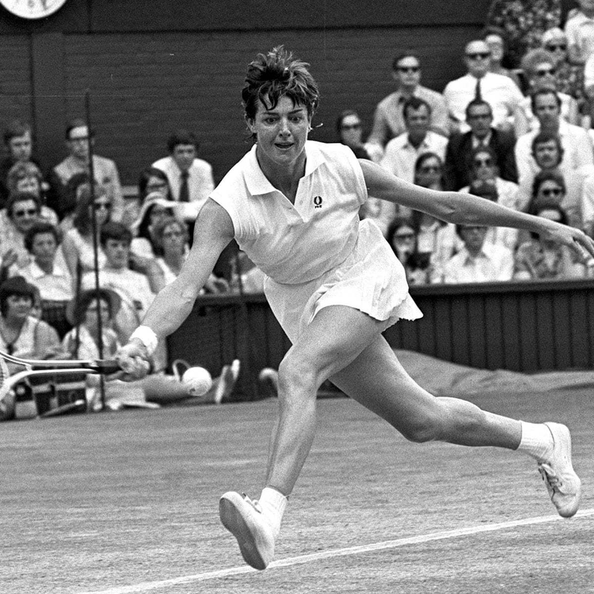 Margaret Court: astounding champion who found God and lost the respect of a  nation | Sport | The Guardian