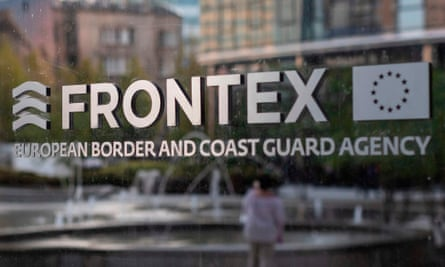 Frontex headquarters in Warsaw