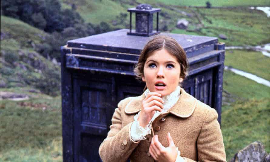 During her time in Doctor Who the foes Deborah Watling encountered included the Daleks, Cybermen, Ice Warriors and Yeti.