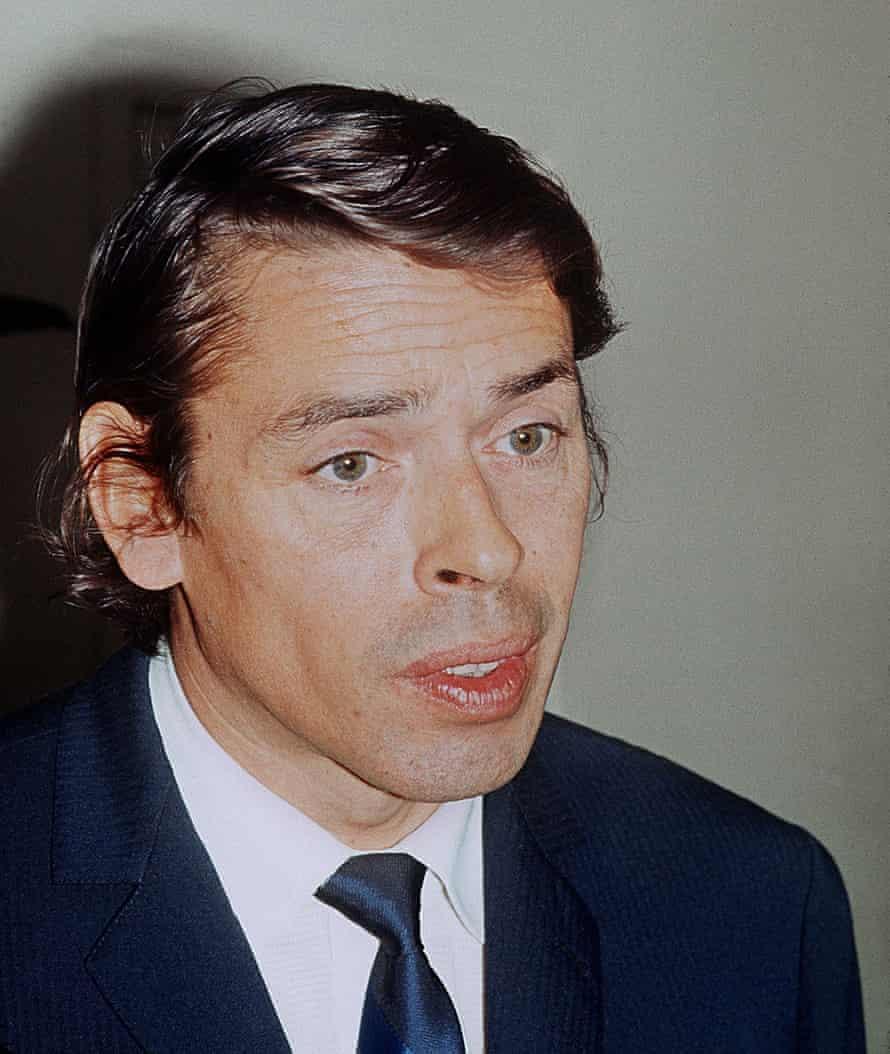 Jacques Brel in 1969.