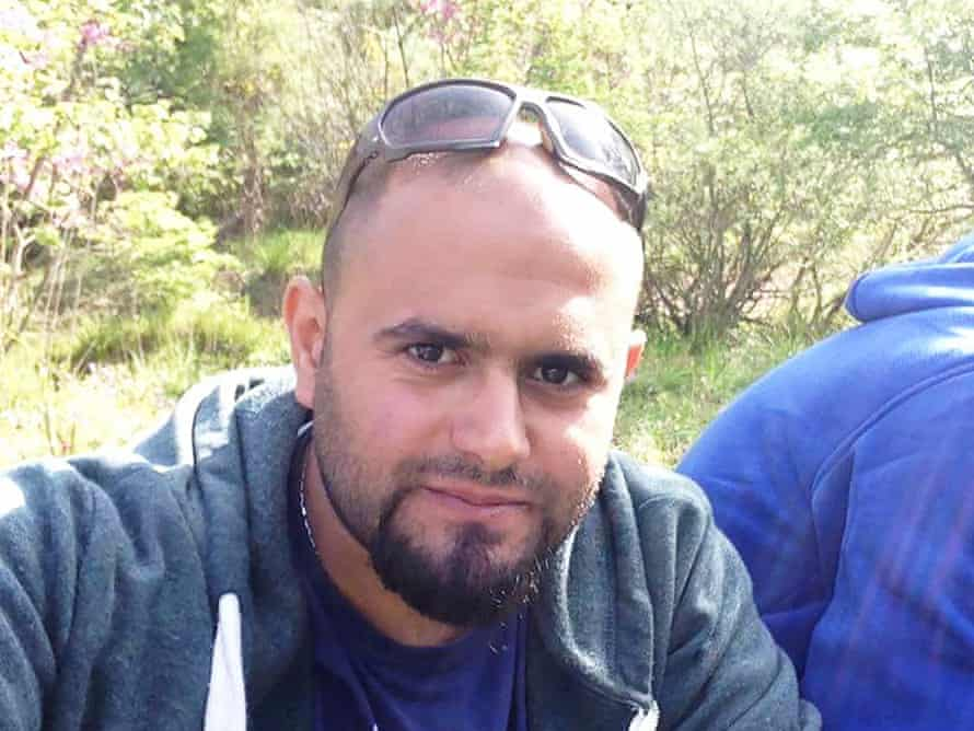 Murtada Allhusseini says sometimes he wants to forget the bad memories of Manus Island but won't because: 'I also had good times.'