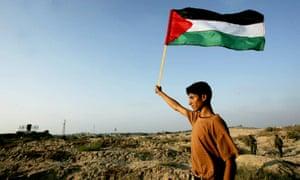 Palestinians Celebrate Israeli Pullout Near Jewish Settlement In Khan Younis