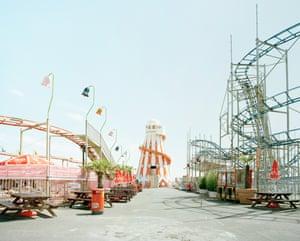 Clacton Pier Amusements, Clacton-on-Sea