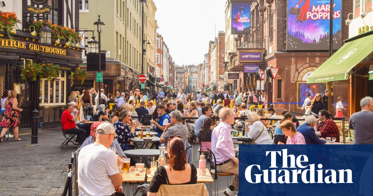 Fears London and Paris would die due to Covid are unfounded, finds survey