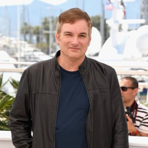 Shane Black at the Cannes film festival, May 2016.