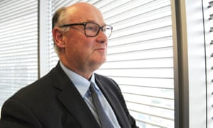 Douglas Flint Group Chairman of HSBC Holdings.