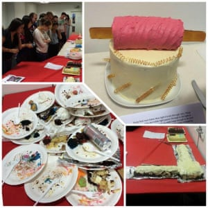 Research bakeoff